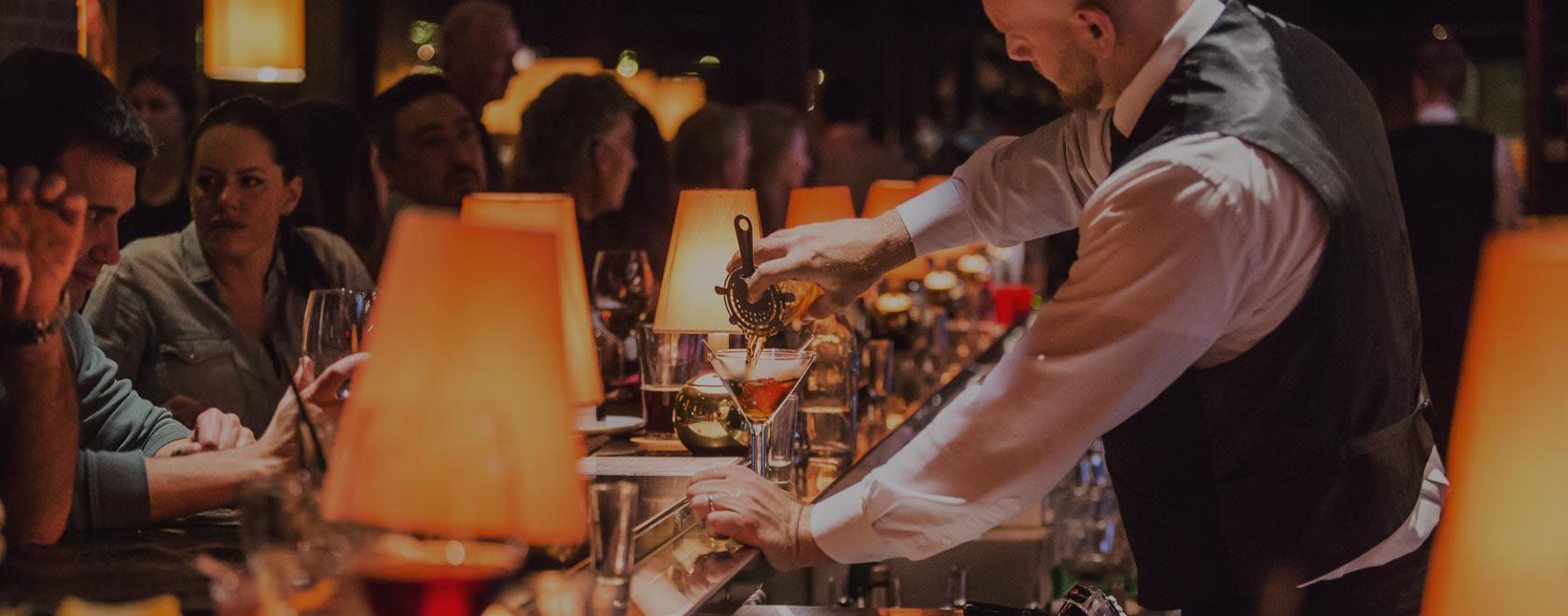 New Albany Bartender