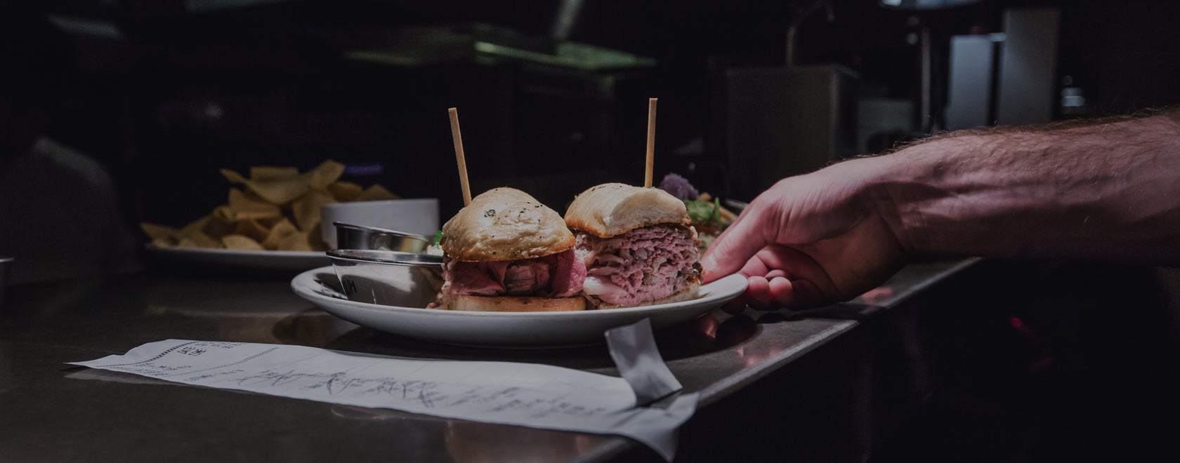 Upper Arlington Sandwich