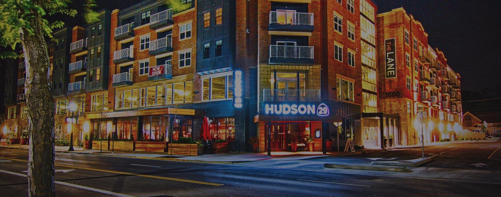 Hudson 29 Upper Arlington Exterior