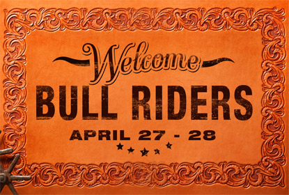 Welcome Bull Riders