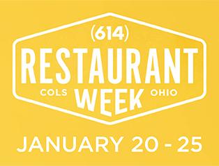 Restaurant Week Jan. 20-25, 2020